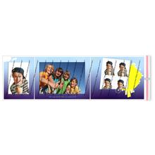 Kopierschutz-Klarsichthülle für Schulmappen / Kindergartenmappen Produktbild