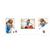 3 tlg. Schulfotomappe / Kindergartenmappe für 13x18 cm mit Fototasche - Einstein Produktbild Additional View 2 2XS