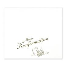 3 tlg. Schulfotomappe / Kindergartenmappe für 13x18 cm mit Fototasche - Konfirmation Produktbild