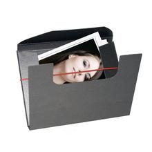 """Fotobox """"Schoeller-BAG"""" für 15x20 cm - schwarz Produktbild"""