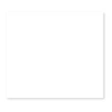 3 tlg. Schulfotomappe / Kindergartenmappe für 13x18 cm mit Fototasche - weiß mit blauem Rand Produktbild