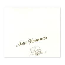 3 tlg. Schulfotomappe / Kindergartenmappe für 13x18 cm mit Fototasche - Kommunion Produktbild