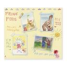 3 tlg. Schulfotomappe / Kindergartenmappe für 13x18 cm mit Fototasche - meine Fotos Produktbild