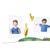 3 tlg. Fotomappe / Kindergartenmappe für 13x18 cm mit Fototasche - erster Schultag Produktbild Additional View 4 2XS