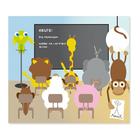 3 tlg. Fotomappe / Kindergartenmappe für 13x18 cm mit Fototasche - Schulklasse Produktbild