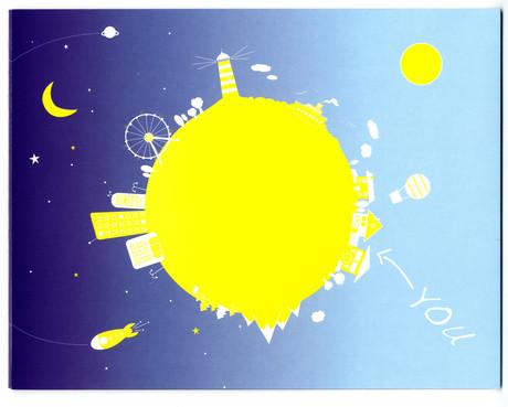 3 tlg. Fotomappe / Kindergartenmappe für 13x18 cm & 18x24 cm mit Einsteckschlitz - World Produktbild