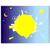 3 tlg. Fotomappe / Kindergartenmappe für 13x18 cm & 18x24 cm mit Einsteckschlitz - World Produktbild Front View 2XS