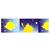 3 tlg. Fotomappe / Kindergartenmappe für 13x18 cm & 18x24 cm mit Einsteckschlitz - World Produktbild Additional View 4 2XS