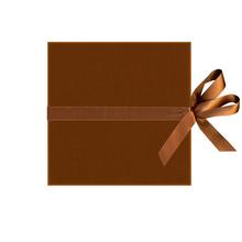 """Leporello-Einbanddeckel, 2 tlg. mit Satinschleife """"Brillianta"""" Produktbild"""