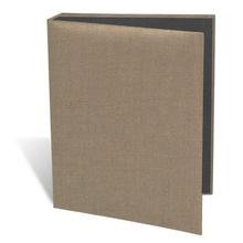 """Leporello Buch-Einband mit Rücken Serie """"Brillianta"""" Produktbild"""