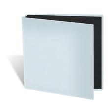 """Leporello Buch-Einband mit Rücken Serie """"Moiré"""" Produktbild"""