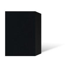 Leporello-Unterlage für 10x15 cm / für 9x13 cm - schwarz - 100 Teile Produktbild