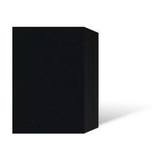 Leporello-Unterlage für 10x15 cm / für 9x13 cm - schwarz - 8 Teile Produktbild