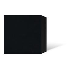 Leporello-Unterlage für 7x10 cm / für 6x9 cm - schwarz - 100 Teile Produktbild