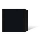 Leporello-Unterlage für 21x21 cm / für 13x18 cm - schwarz - 100 Teile Produktbild