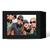 Endlosleporello  Querformat für 13x18 cm - schwarz - schwarze matte Maske - ohne Rand - 100 Teile  Produktbild Front View 2XS