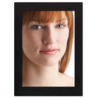Fotomaske für 15x20 cm - schwarz - ohne Rückwand Produktbild