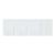 4-teilige Portraitmappe mit Tasche für 13x18 cm -  weiß glänzend - ohne Rand Produktbild Additional View 3 2XS