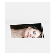 Schutzumschlag weiß für 13x19 cm Produktbild