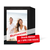 Individuell bedruckbare Endlosleporello für 13x18 cm - schwarz - schwarz inkl. 1-farbigem Druck - 100 Teile  Produktbild Front View 2XS