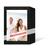 Individuell bedruckbare Endlosleporello für 13x18 cm - schwarz - schwarz inkl. 1-farbigem Druck - 100 Teile  Produktbild Additional View 2 2XS