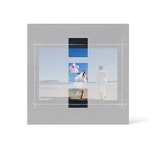Grußkarte Transparent für 9x13 cm Querformat - 3 Ausschnitte - anthrazit - neutral Produktbild