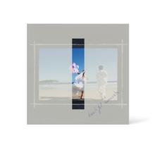 Grußkarte Transparent für 9x13 cm Querformat - 1 Ausschnitt - anthrazit - Beautiful Moments Produktbild