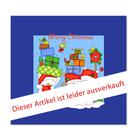 3 tlg. Schulfotomappe / Kindergartenmappe für 13x18 cm mit Fototasche - Merry christmas Produktbild