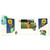3 tlg. Schulfotomappe / Kindergartenmappe für 13x18 cm mit Fototasche - Kinder dieser Welt Produktbild Additional View 2 2XS