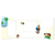 3 tlg. Schulfotomappe / Kindergartenmappe für 13x18 cm mit Fototasche - Kinder dieser Welt Produktbild Additional View 3 2XS