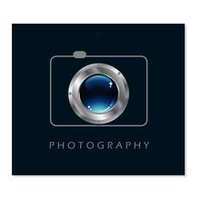 3 tlg. Schulfotomappe / Kindergartenmappe für 13x18 cm mit Fototasche - Kamera Produktbild