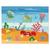 3 tlg. Schulfotomappe / Kindergartenmappe für 13x18 cm mit 2 Einsteckschlitzen - Atlantis Produktbild Additional View 5 2XS