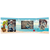 3 tlg. Schulfotomappe / Kindergartenmappe für 13x18 cm mit 2 Einsteckschlitzen - Piraten mit Schatz Produktbild Additional View 2 2XS