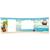 3 tlg. Schulfotomappe / Kindergartenmappe für 13x18 cm mit 2 Einsteckschlitzen - Piraten mit Schatz Produktbild Additional View 3 2XS