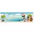 3 tlg. Schulfotomappe / Kindergartenmappe für 13x18 cm mit 2 Einsteckschlitzen - Piraten mit Schatz Produktbild Additional View 4 2XS