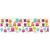 3 tlg. Schulfotomappe / Kindergartenmappe für 13x18 cm mit 2 Einsteckschlitzen - Eulen Produktbild Additional View 4 2XS
