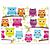 3 tlg. Schulfotomappe / Kindergartenmappe für 13x18 cm mit 2 Einsteckschlitzen - Eulen Produktbild Additional View 5 2XS