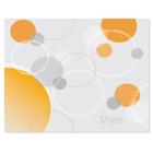 3 tlg. Schulfotomappe / Kindergartenmappe für 13x18 cm mit 2 Einsteckschlitzen - Style Produktbild