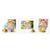 3 tlg. Schulfotomappe / Kindergartenmappe für 13x18 cm mit 2 Einsteckschlitzen - Osterhase Produktbild Additional View 2 2XS