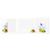 3 tlg. Schulfotomappe / Kindergartenmappe für 13x18 cm mit 2 Einsteckschlitzen - Osterhase Produktbild Additional View 3 2XS