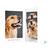 """Portraitmappe mit Tasche für 13x18 cm - Motivdruck """"Tier - Mein bester Freund"""" Produktbild Front View 2XS"""
