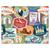 3 tlg. Schulfotomappe / Kindergartenmappe für 13x18 cm mit 2 Einsteckschlitzen - Briefmarke Produktbild Additional View 5 2XS