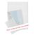 Acetathüllen / Diahüllen 8x10 Zoll 100 Stück Produktbild Front View 2XS