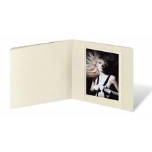 """Fotobuch """"Deko"""" 16x16 cm creme satiniertes Papier Produktbild"""