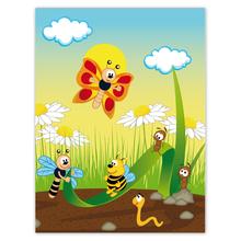 Kombi-Einlegemappe mit Steckecken für 13x18 & 15x20 cm - Balduin und Freunde Produktbild