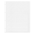 Negativ-Ablageblätter, 7 Streifen, beidseitig klar, Kleinbild, 100 Stück Produktbild Additional View 2 2XS