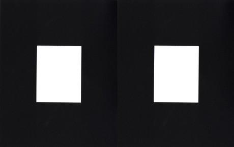 Diamaske ph-neutral / Klapp-Passepartout Produktbild