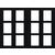 Diamaske ph-neutral / Klapp-Passepartout Produktbild Front View 2XS