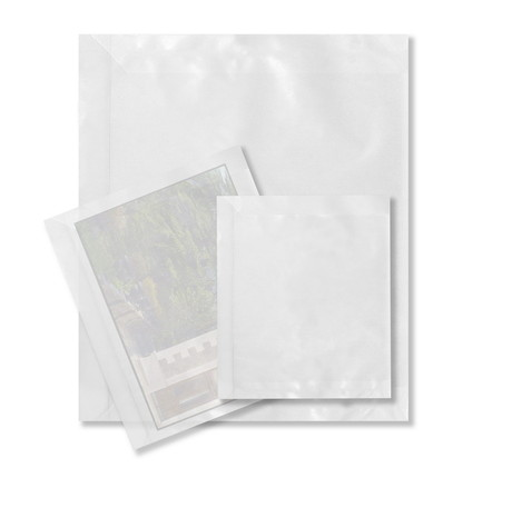 Negativ-Schutztaschen für 7x10 cm, Pergamyn, 100 Stück Produktbild
