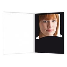 Mini Passbildmappe mit Einsteckschlitz für 4,5x6 cm - Motivdruck Kamera Produktbild